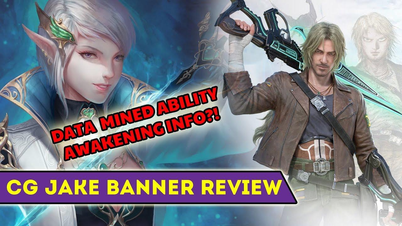 Ffbe Final Fantasy Brave Exvius Nameless Gunner Jake Banner