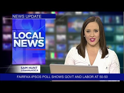 Channel Nine Canberra - Local News Headlines - 4.10pm (1/7/2016)