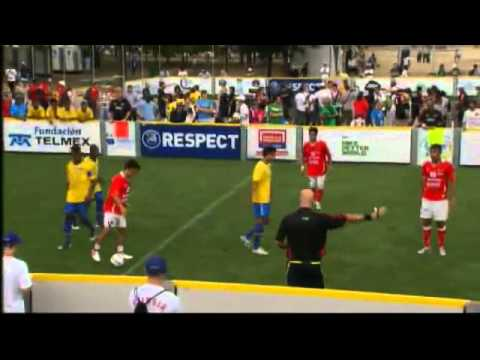 Download Day 1 - Austria vs Brazil - Game Clip with German Commentary