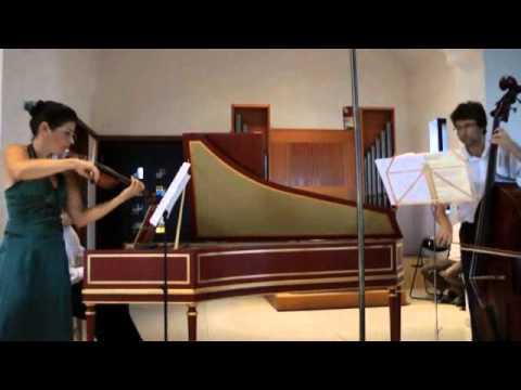 Corelli La Folia / Márta Ábrahám violin