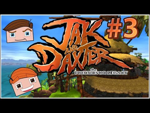 Let's Play Jak and Daxter: Geological Anomalies - EP3 - PRP