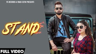 Stand | Full Hd | Yaad Bhullar & Gurlez Akhtar | ft Prabh Grewal | New Punjabi Songs 2019