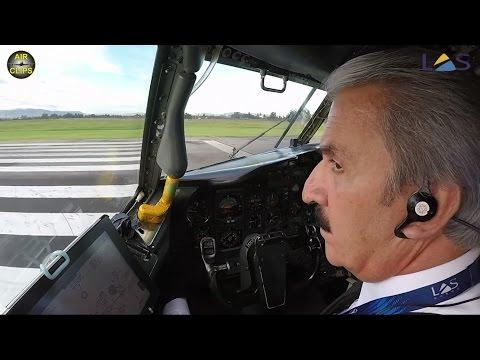 LAS Boeing 727