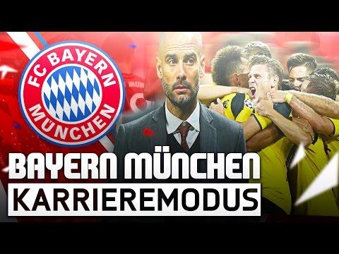 FIFA 17 Karrieremodus (FC Bayern) - DEUTSCHER CLASICO RELOADED!! SIEG GEGEN GUARDIOLA!?? - S1E16