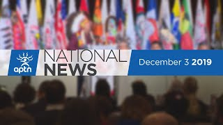 APTN National News December 3, 2019 – Northern youth and climate change, First potlatch in decades
