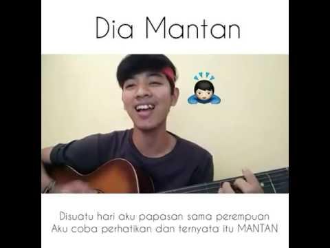 Ketika Lagu Anji- Dia Jadi Mantan!! :v