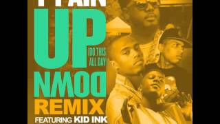 T-Pain - Up Down Feat. Kid Ink, Lil Boosie & B.o.B (Remix) 2014