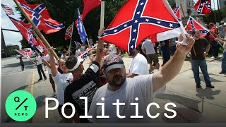 Mississippi State House Vote In Favor Of Removing Confederate Emblem From State Flag