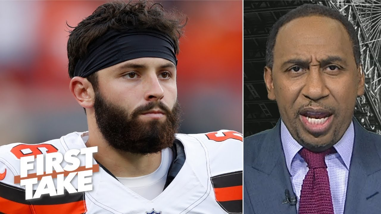 Stephen A. is sick and tired of the hype around the Browns | First Take