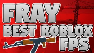 BETTER THAN PHANTOM FORCES? - Roblox Anthro Update Fray