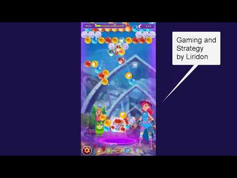 Bubble Witch 3 SAGA Level 1137 ~ No boosters!