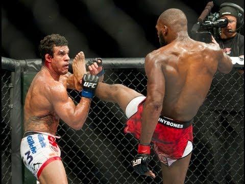 Jon Jones X Vitor Belfort UFC 152