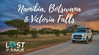 Namibia, Botswana Camping Roadtrip 2018 including Victoria Falls