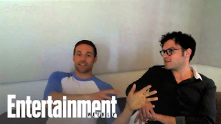 Entertainment Weekly Google+ Hangout On Air: Dylan Bruce Of 'Orphan Black' | Entertainment Weekly