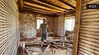 Uncovering the History and ROTTEN Wood in Our Portuguese Farm House - Ep 029