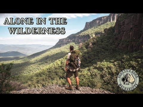 Alone in the Aussie Wilderness5 Days Hiking the Budawangs