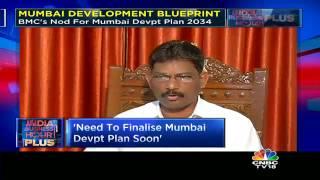 MUMBAI DEVELOPMENT PLAN GETS A NOD