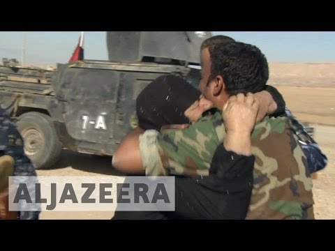 Battle for Mosul: Iraqi troops take Gogjali from ISIL