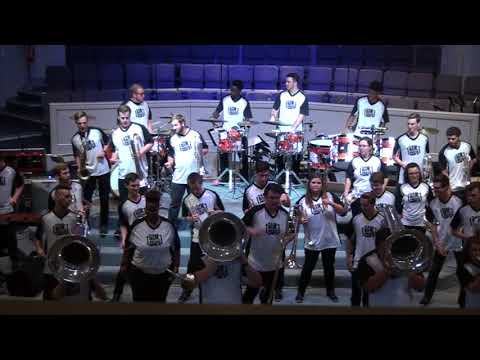 University of Mobile Center for Performing Arts Presents RAM Corps in Concert