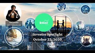 TribeHerald at Investor Spotlight October 22, 2020