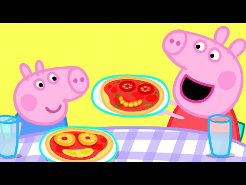 Peppa Pig Official Channel 🍕 Peppa Love to Have Pineapples in Her Pizza