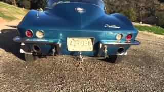 1965 barn-find Corvette walk-around