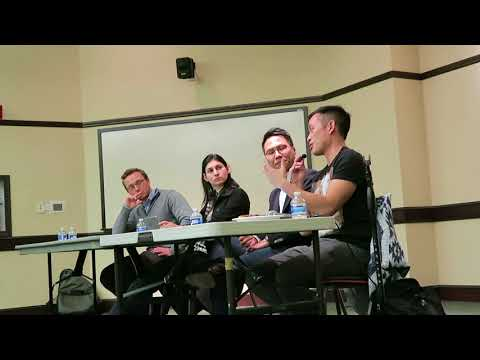 ICO Blockchain Corporation Formation and Tax 101 Panel