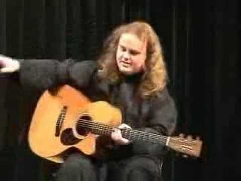 Taiwan live 2003 part 3 - Andy Mckee