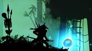 Ниндзя Араши #1 Прохождение видео игры для детей стиль Бой с Тенью Ninja Arashi Passage video game