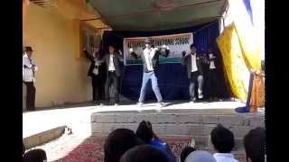 India Wale - Dance | Republic Day 2015 - AJIS