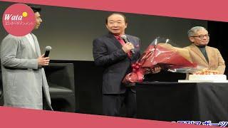 歌舞伎俳優中村梅雀(62)が13日、大阪市内で、J:COMと時代劇...