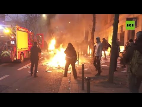 Fire & Fury | Paris protesters turn violent over 'global security' bill