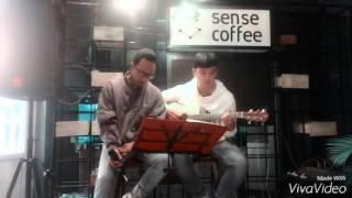 CHỈ LÀ THOÁNG QUA (Thuỳ Chi) GUITAR COVER BY B.O, LR (ẢO BAND)