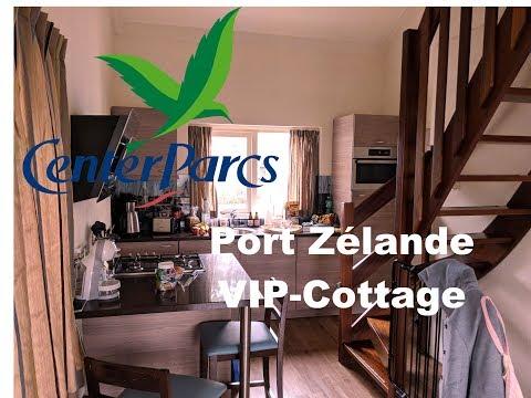 center-parcs-port-zélande---roomtour---vip-cottage-403