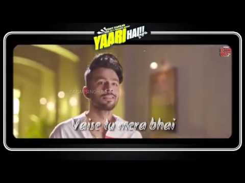 yaari-hai-lyrics-status-|-tony-kakkar-|-siddharth-nigam-|-riyaz-aly-|-happy-friendships-day-status