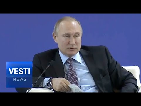 Education Reform - President Putin Makes Trip to St. Petersburg to Promote Crucial Student Programs