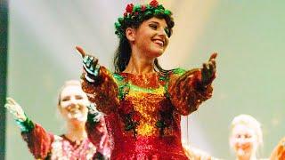 Танцы и Песня БОГУ: \