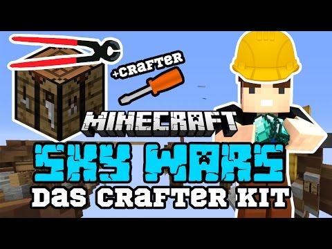 Die Hacker Polizei ★Das Crafter Kit - Minecraft Skywars