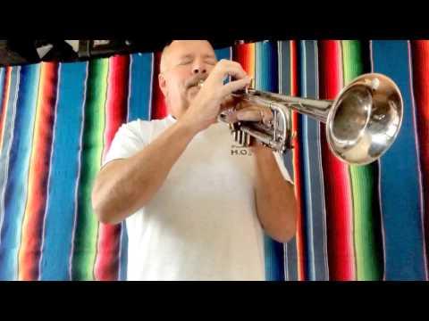 Boogie Woogie Bugle Boy of Company B - Solo Trumpet