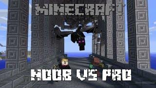 Minecraft: NOOB VS PRO [2]