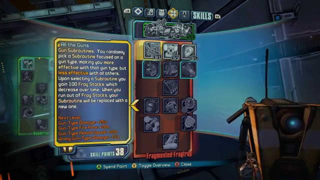 Borderlands: The Pre-Sequel – How to Play as Claptrap