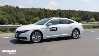 Test - VW Arteon 2 lt TDI 4 Motion