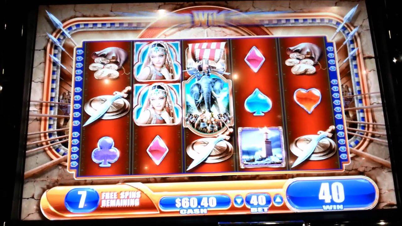 The Great Cabaret Slot Machine