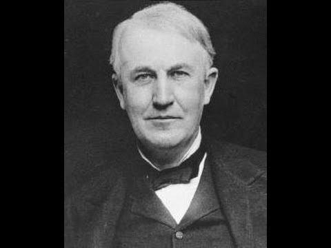 "Thomas Edison: CUDOWNE WYNALAZKI "" HD Film dokumentalny LEKTOR PL"
