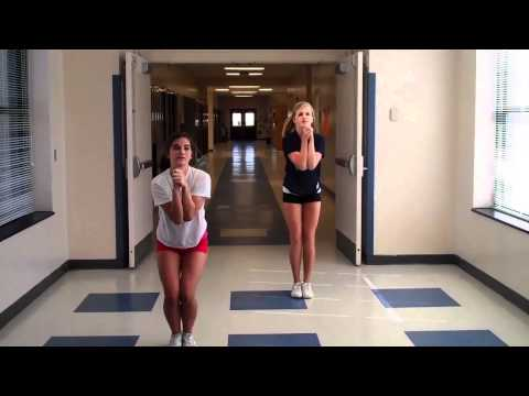 2011 Tryout Jumps