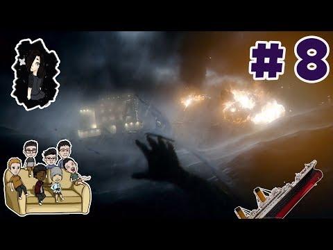 Resident Evil 7 - PETITE FILLE  + BATEAU = TITANIC ?! - Let's Play (partie 8)
