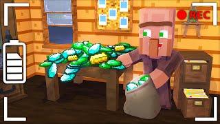 ПОЙМАЛ ВОРИШКУ Я ПРОСЛЕДИЛ И УЗНАЛ ТАЙНУ ЭТОГО ЖИТЕЛЯ В МАЙНКРАФТ 100 ТРОЛЛИНГ ЛОВУШКА Minecraft