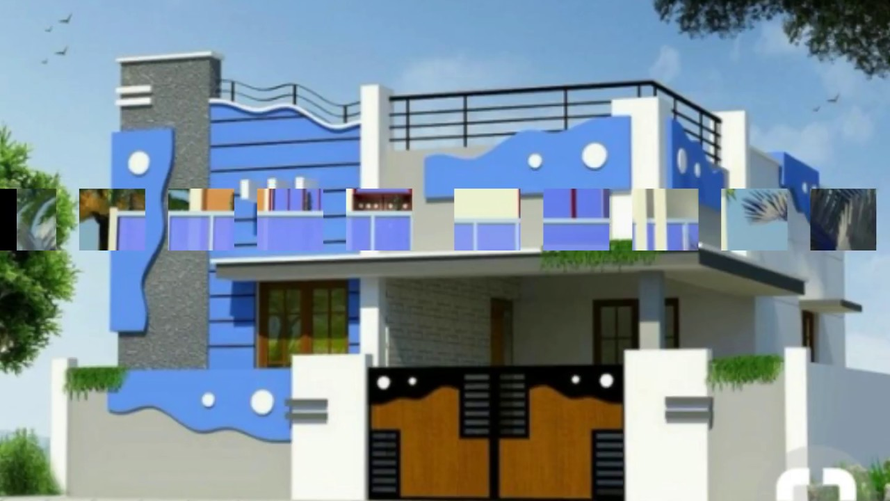 Awesome LATEST HOUSE DESIGN / HOUSE DESIGN 2018 / BEST HOUSE DESIGN / Modern House  Designs / SIMPLE HOUSE
