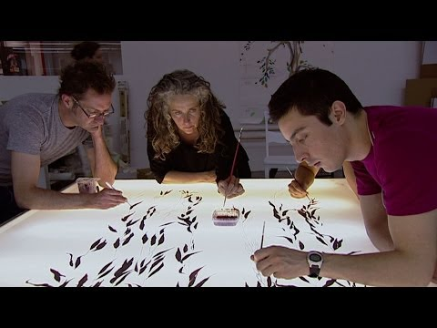Kiki Smith: The Fabric Workshop | Art21
