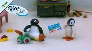 Pingu - Pingu en de ansichtkaart